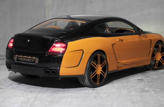 Le Mansory Widebody Continental Gt Coupe Bentley - Medium