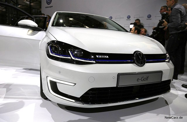 The E Golf 2017 Electrifying New Edition With More Volkswagen - Medium