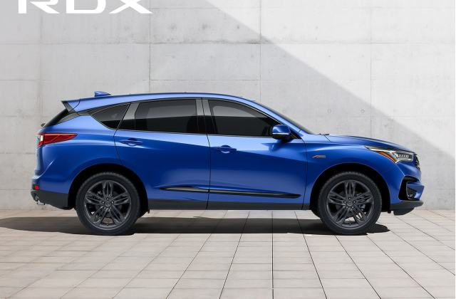 2019 acura rdx best midsize suv overview pre owned mdx - medium