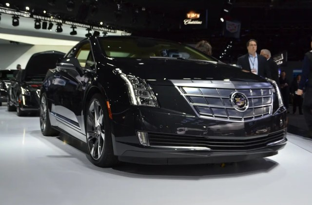 2014 Cadillac Elr Jpg Buy - Medium