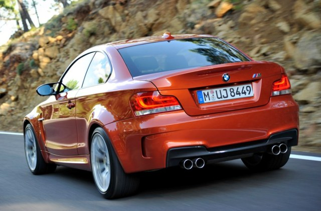 2012 Bmw 1 Series M Coupe 3 Modernracer Cars Commentary Special Editions - Medium