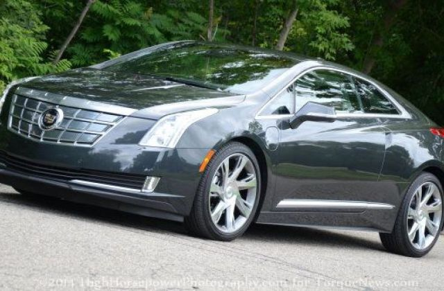 The 2014 Cadillac Elr Review 125mpg Ev Freedom And Premium Car Driver - Medium