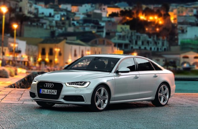 Audi A6 Wallpapers Full Hd Pictures Free Wallpaper Of - Medium