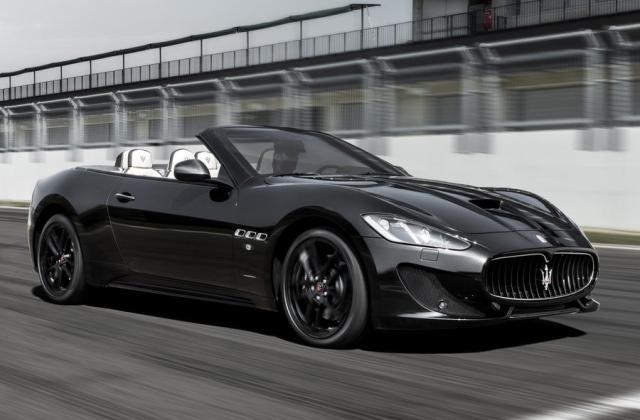 Maserati Grancabrio Review 2019 Autocar 2012 Sport - Medium