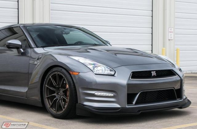 2013 Nissan Gt R Race - medium