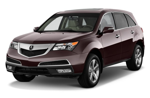 2011 acura mdx pictures photos gallery motorauthority review - medium