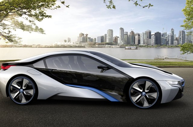Bmw I8 Hd Wallpaper Background Image 1920x1080 Id For Mobile - Medium