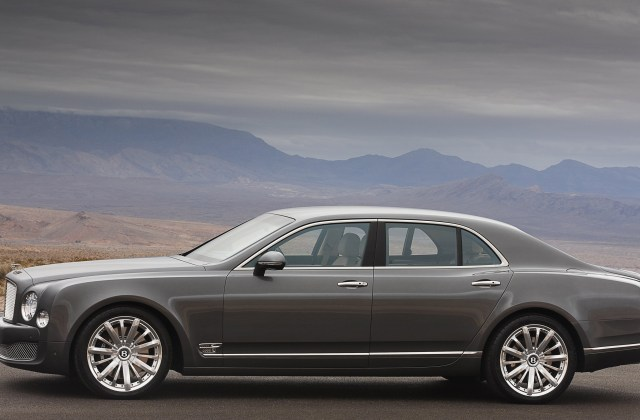 Bentley Mulsanne Mulliner Driving Specification Wallpaper - Medium