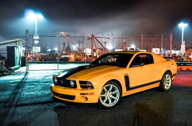 Ford Mustang Hd Wallpaper Background Image 1920x1080 - Medium