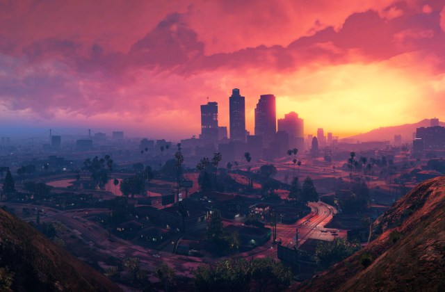 grand theft auto v hd wallpaper background image autos 4k - medium