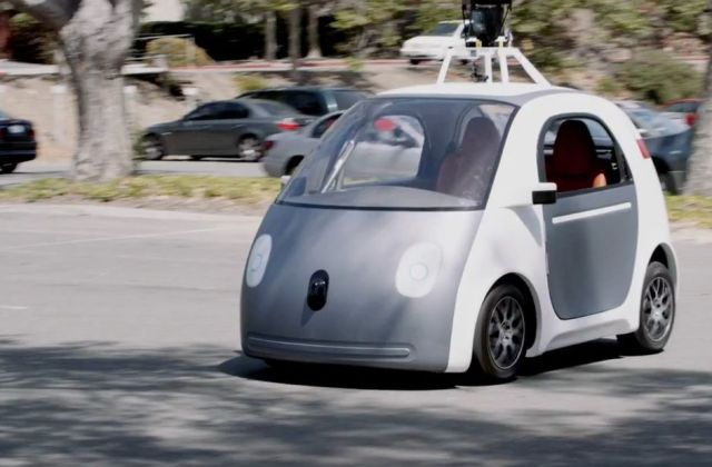 This Is How Google S Self Driving Cars Could Be The Safest 2014 4 Wheel Drive - Medium