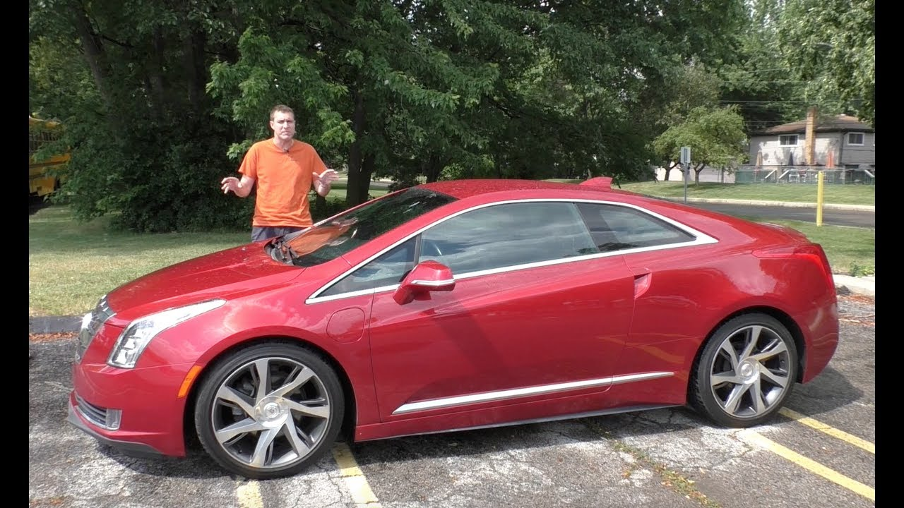 The Cadillac Elr Was A Truly Horrible Value Buy - Medium
