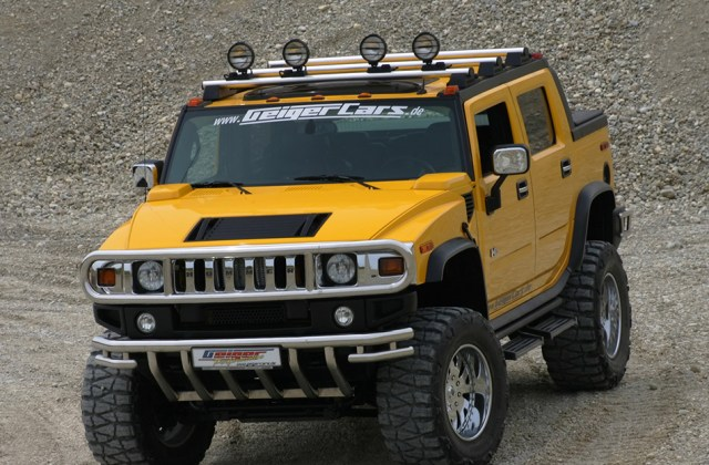 2006 Geigercars Hummer H2 Hannibal Hd Pictures Ford Mustang Gt 520 - Medium