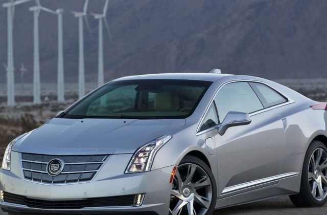 Cadillac Elr Ev Catalogue Plugin Magazine Com Buy - Medium