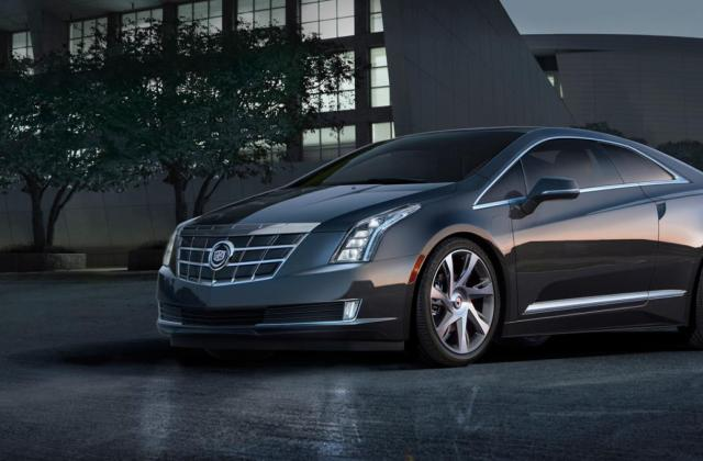 Gm Prices Cadillac Elr Electric Vehicle At 75 995 Commercial - Medium