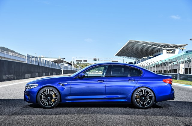 Bmw M5 2018 Hd Cars 4k Wallpapers Images Backgrounds Wallpaper For Android - Medium