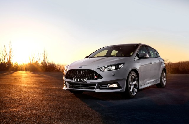 2015 Ford Focus St Review Caradvice Photo Of - Medium