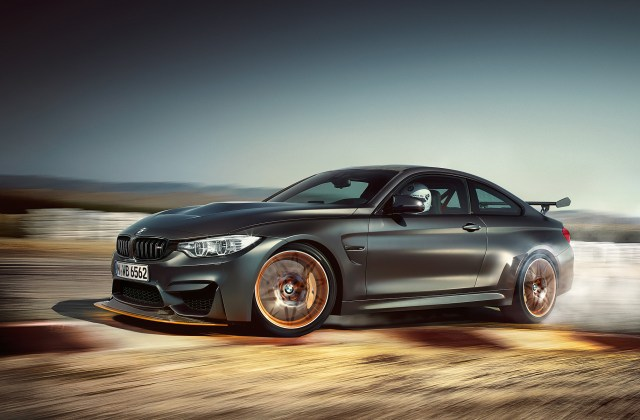 Download Wallpapers Bmw M4 Gts - Medium
