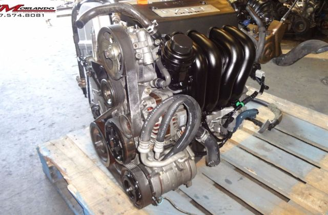 02 06 Acura Integra 2 0l Dohc 4 Cylinder Ivtec Base Model - Medium