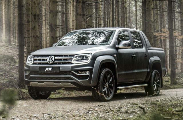 abt tune the vw amarok pickup to over 300hp 4x4at blog volkswagen up  - medium