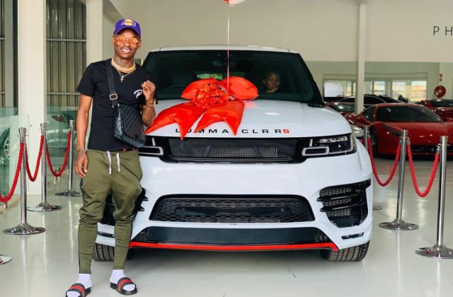 Warriors Ace Khama Billiat Treats Himself To R2 5 Million Range Rover Lumma - Medium