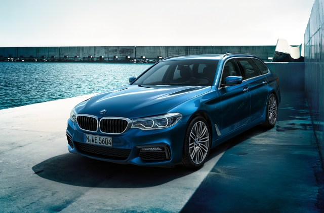 Gorgeous Wallpapers Of The New 2017 Bmw 5 Series Touring Wallpaper High Resolution - Medium