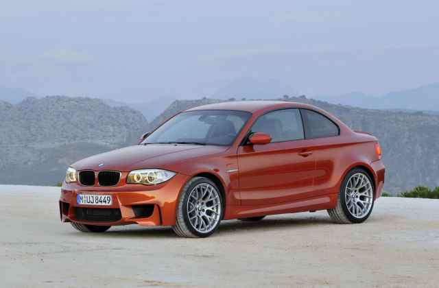 Bmw Unveiled The 2012 1 Series M Coupe Special Editions - Medium