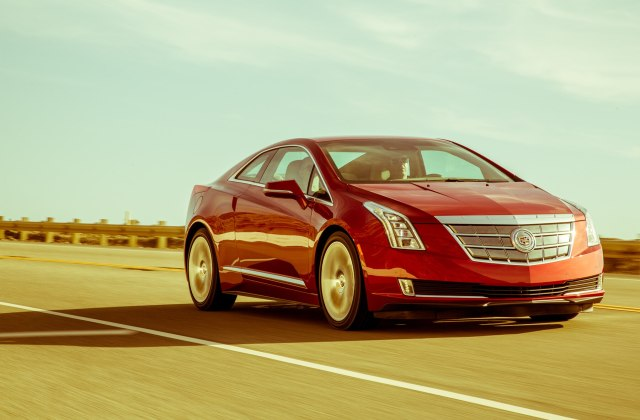 2014 Cadillac Elr Review Automobile Magazine Car And Driver - Medium
