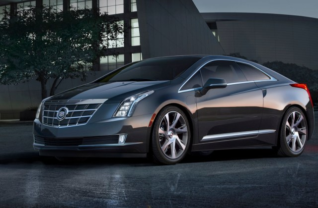 2014 cadillac elr video review performance specs - medium