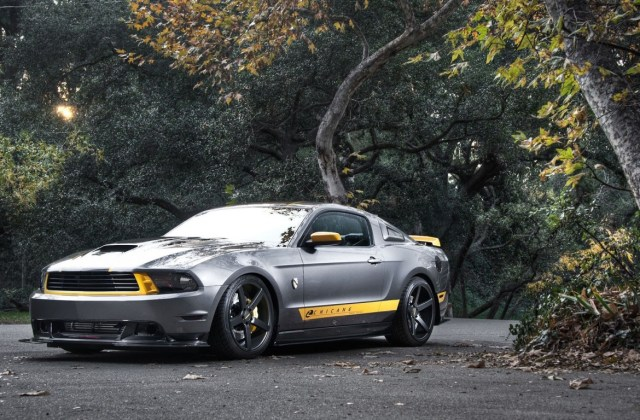 Silver And Black Ford Wallpaper 15 Background Mustang Htc - Medium