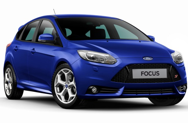 Ford Focus St Review Caradvice Photo Of - Medium