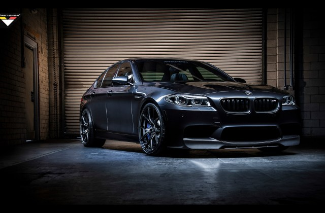 2014 Bmw F10 M5 By Vorsteiner Wallpaper Hd Car For Android - Medium