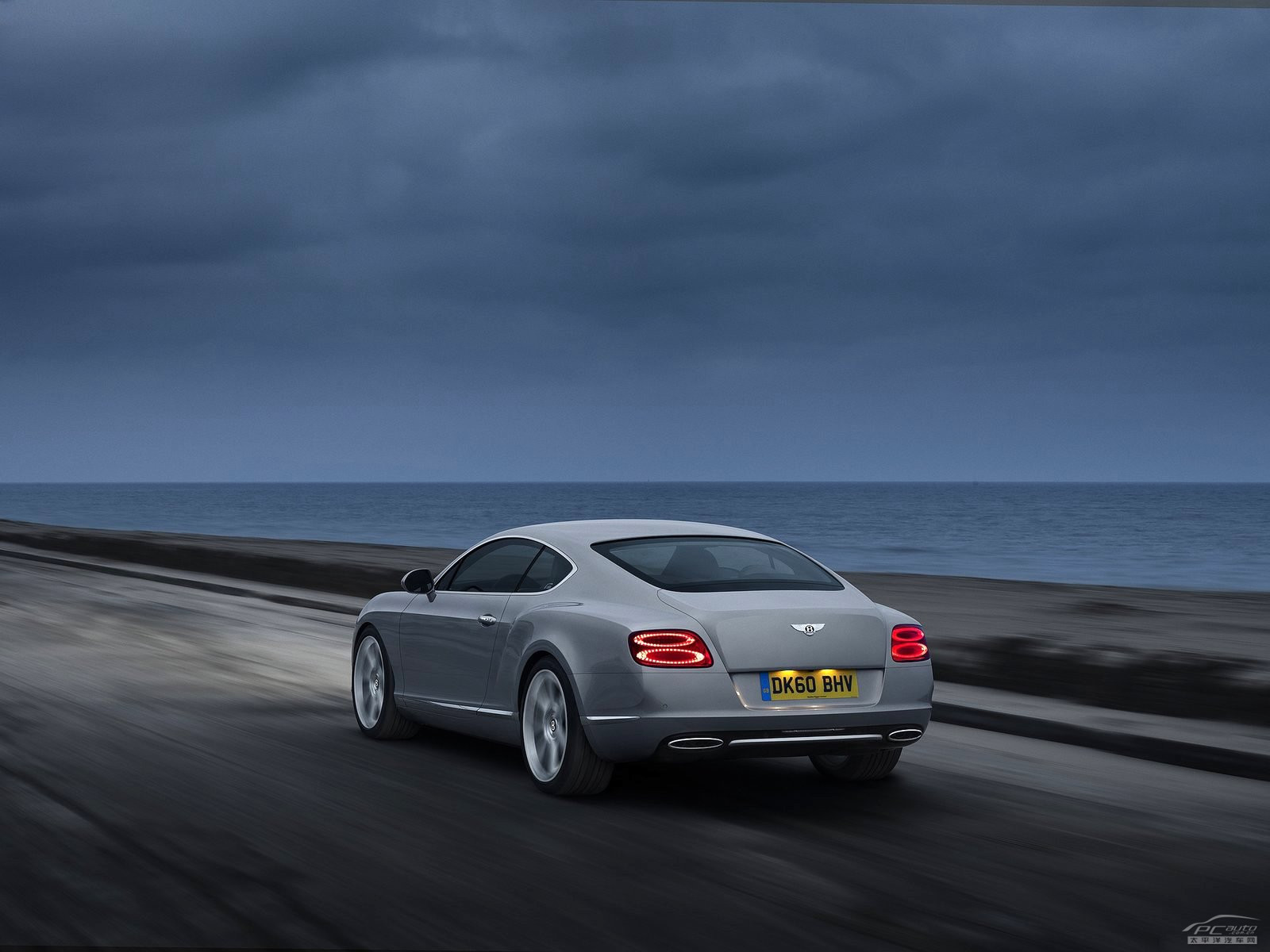 2012 Bentley Continental Gt Evaluation With Full Wallpaper - medium
