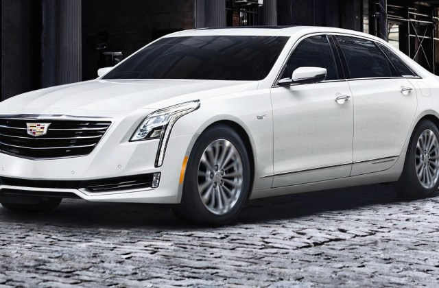 Review Big Cadillac Ct6 Plug In Is A Quiet Performer Elr Car And Driver - Medium