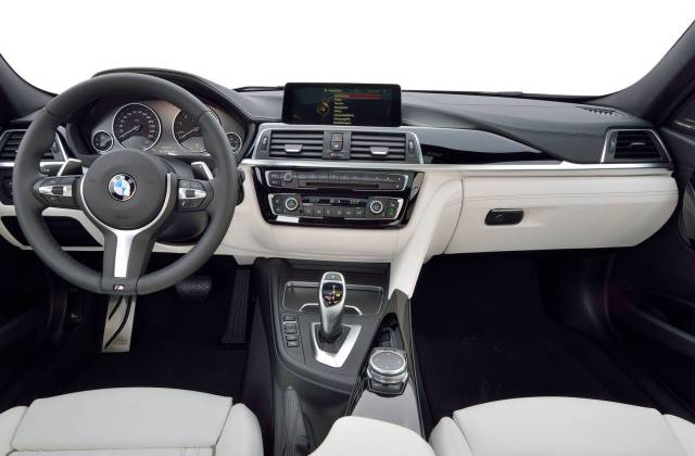 2019 Bmw 3 Series See The Changes Side By Pictures Interior - Medium