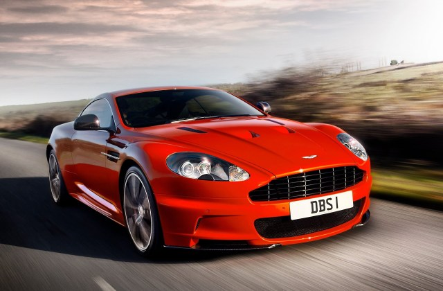 Aston Martin Dbs Wallpapers Pictures Images Iphone Wallpaper - Medium