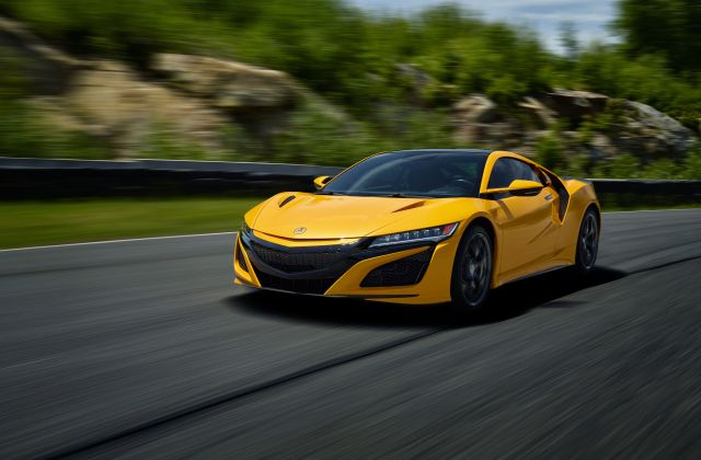 2020 Acura Nsx Review Pricing And Specs Who Makes The Automobile - Medium
