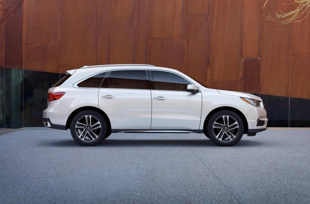 2018 Acura Mdx Prices Reviews And Pictures Edmunds 2010 Review - Medium