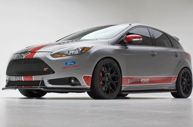 Tanner foust edition ford focus st from cobb tuning has 300 hp - medium
