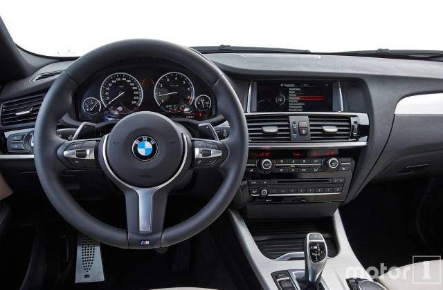 2019 Bmw X4 See The Changes Side By Interior Pictures - Medium