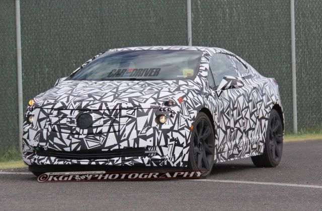 2014 Cadillac Elr Spy Photos 8211 News Car And Driver Review - Medium