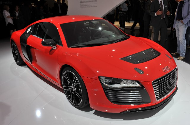 Audi R8 E Tron Back On Production Map Thanks To New - Medium