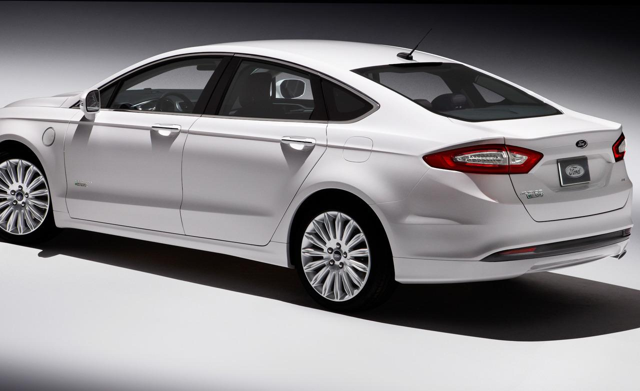 Cool Car Wallpapers Ford Fusion 2013 Photo Of A - Medium