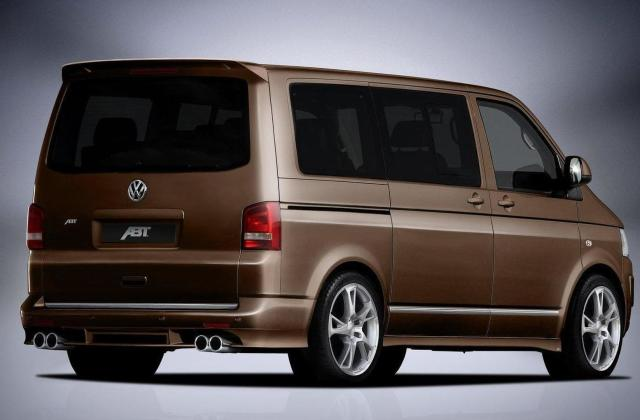 Volkswagen T5 By Abt Sportsline Multivan - Medium