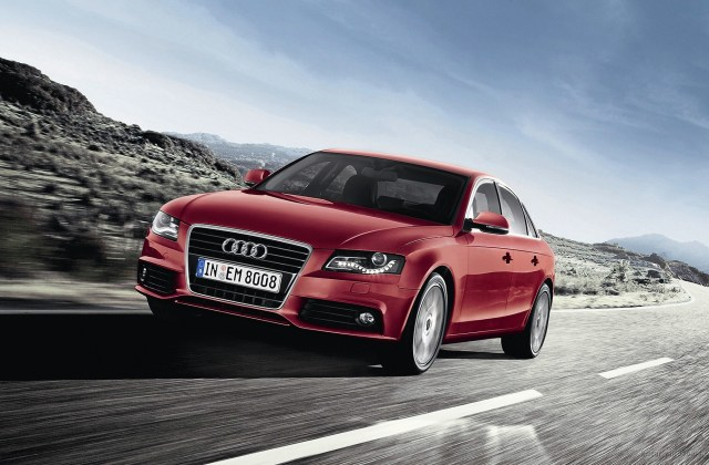 2009 Audi A4 2 Tdi E Wallpaper Hd Car Wallpapers Id 208 Of - Medium