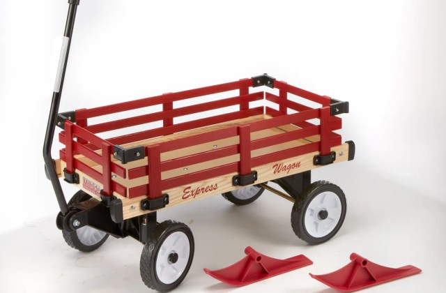 Convertible sleigh wagon from sporty s tool shop wagons - medium