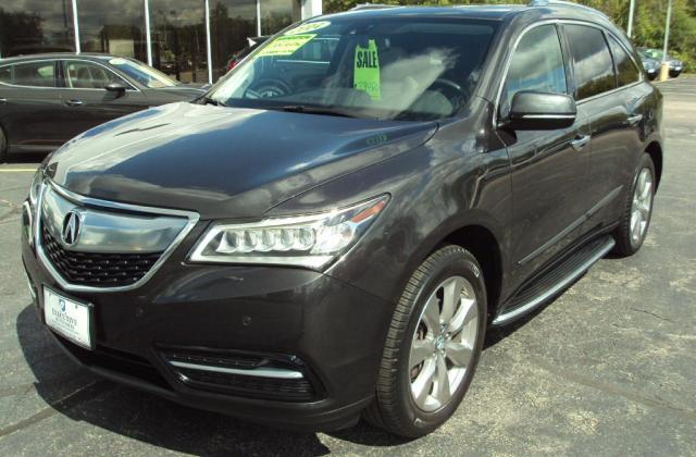 Used 2014 acura mdx advance for sale 28 918 executive changes - medium