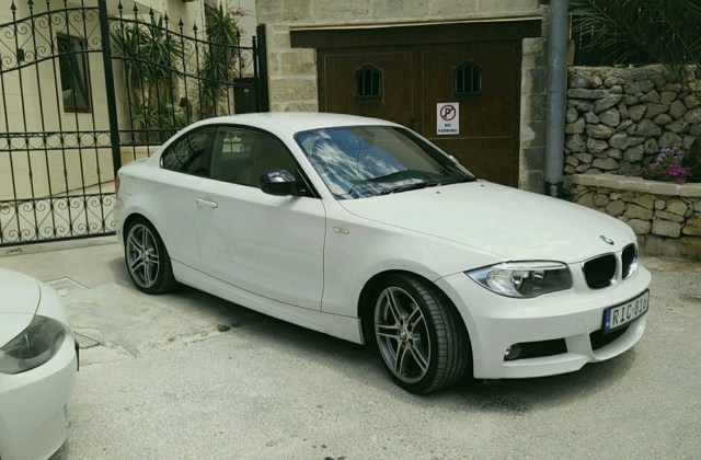 2012 Bmw 1 Series Coupe Sport Plus Edition Special Editions - Medium
