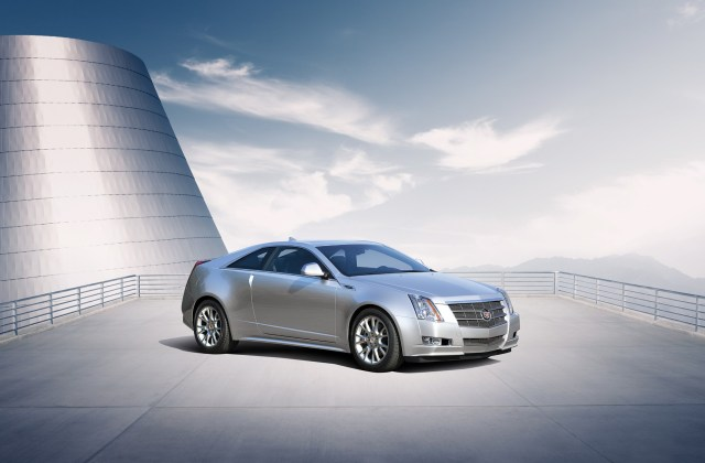 2011 Cadillac Cts Coupe 2 Wallpapers Hd Wallpaper - Medium