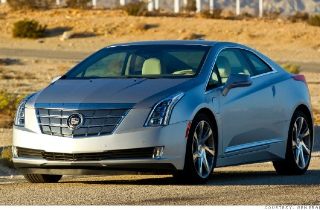The Most Disliked Car Of Year So Far 2014 Cadillac Elr Review And Driver - Medium